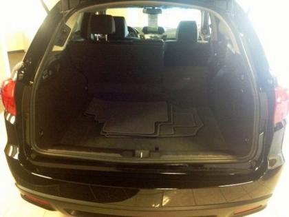 2013 ACURA RDX TECH PACKAGE - BLACK ON BLACK 6
