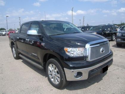 2012 TOYOTA TUNDRA LIMITED - BLACK ON BLACK 1