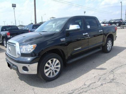 2012 TOYOTA TUNDRA LIMITED - BLACK ON BLACK 2