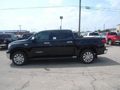 2012 TOYOTA TUNDRA LIMITED - BLACK ON BLACK 3