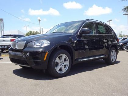 2013 BMW X5 XDRIVE35D - BLACK ON BLACK 1