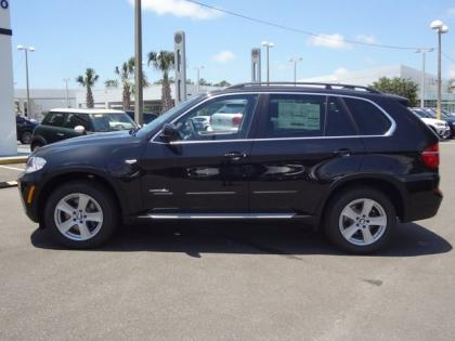 2013 BMW X5 XDRIVE35D - BLACK ON BLACK 2
