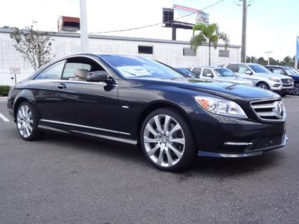 2013 MERCEDES BENZ CL550 4MATIC - BLACK ON WHITE