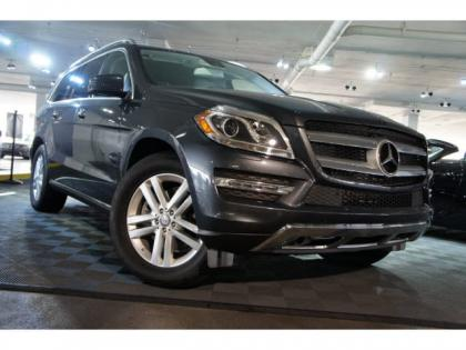 2013 MERCEDES BENZ GL350 BLUETECH - GRAY ON GRAY