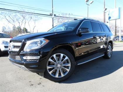 2013 MERCEDES BENZ GL450 4MATIC - BLACK ON BLACK
