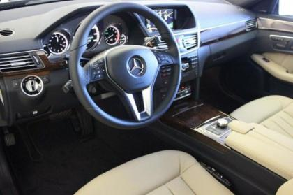 2013 MERCEDES BENZ E350 4MATIC - BROWN ON BEIGE 3