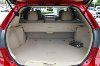 2013 TOYOTA VENZA LIMITED - RED ON BEIGE 6