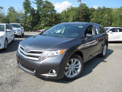 2013 TOYOTA VENZA XLE - GRAY ON BLACK
