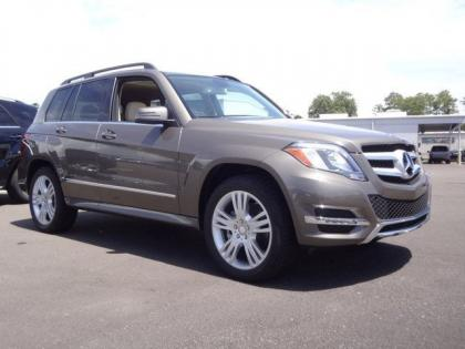 2014 MERCEDES BENZ GLK350 BASE - GOLD ON BEIGE
