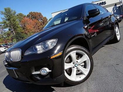 2009 BMW X6 XDRIVE50I - BLACK ON BEIGE