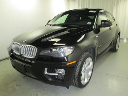 2014 BMW X6 XDRIVE35I - BLACK ON BLACK